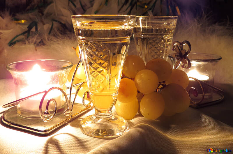 Sparkling wine №15183