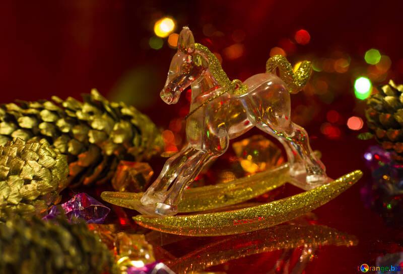 La nouvelle année du cheval 2014 №15144