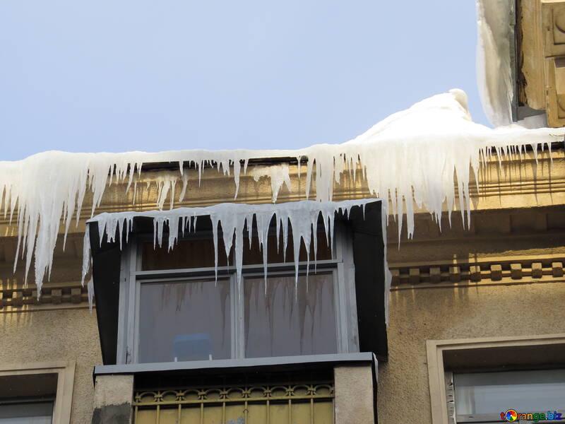 Large blocks of ice №15695