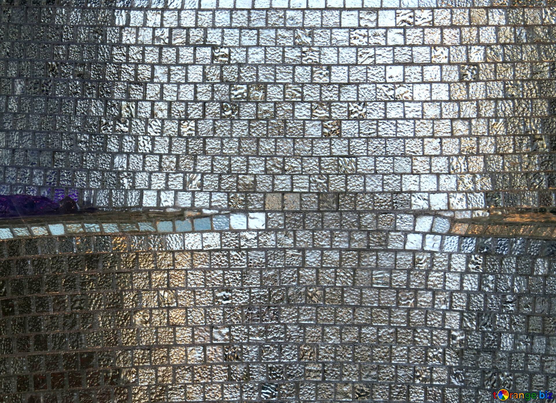 Texture di piastrelle piastrelle di vetro di texture vetro №