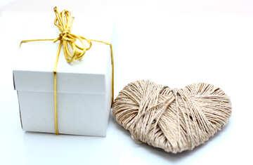 Heart in gift №16361
