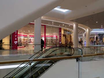 Einkaufszentrum №16268