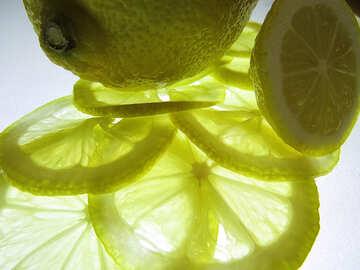 Lemon glowing №16134