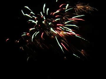 Feuerwerk №16798