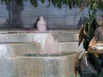 Fountain in the interior №16558