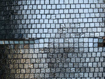 Glass tile texture №16574