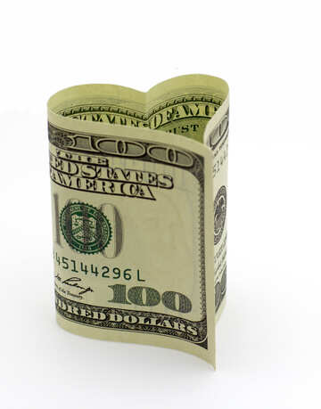 Heart of money №16743