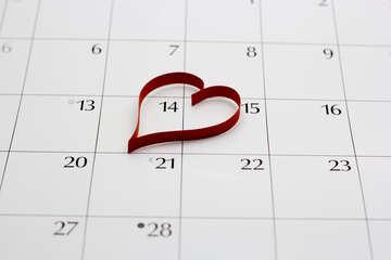 Valentine`s Day №16754