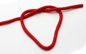 Heart knot №16378