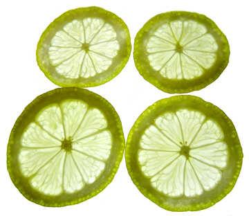 Lemon background №16164