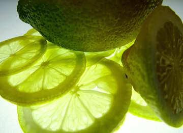 Delicious lemon №16137