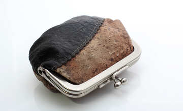 Старый кошелек №16109