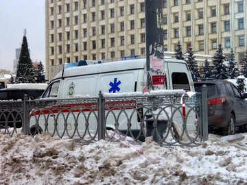 Ambulanz-winter №16008