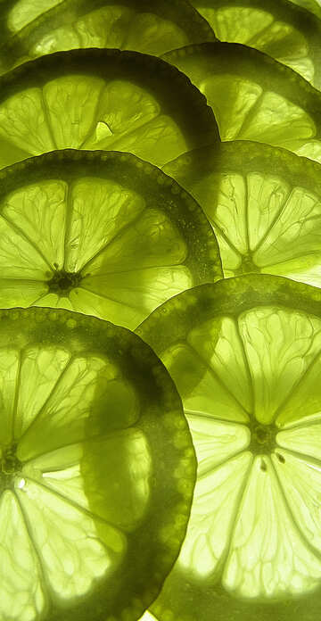 Lemon to the light texture №16141