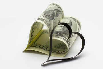 Money and heart №16725