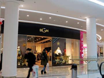 Amanti dello shopping al centro commerciale №16274