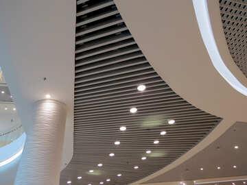 Modern ceiling №16195