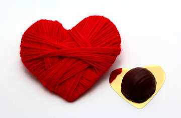 Schokolade Valentine №16424