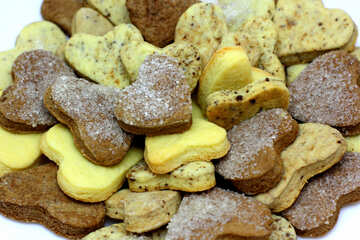 Valentine cookies №16649