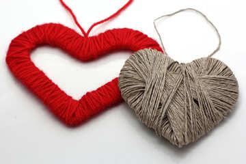 Two valentine №16394
