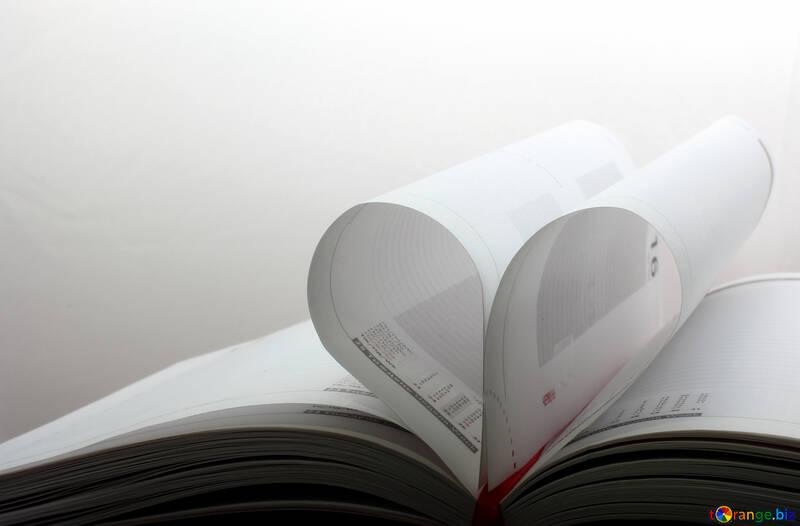 Heart Book №16071