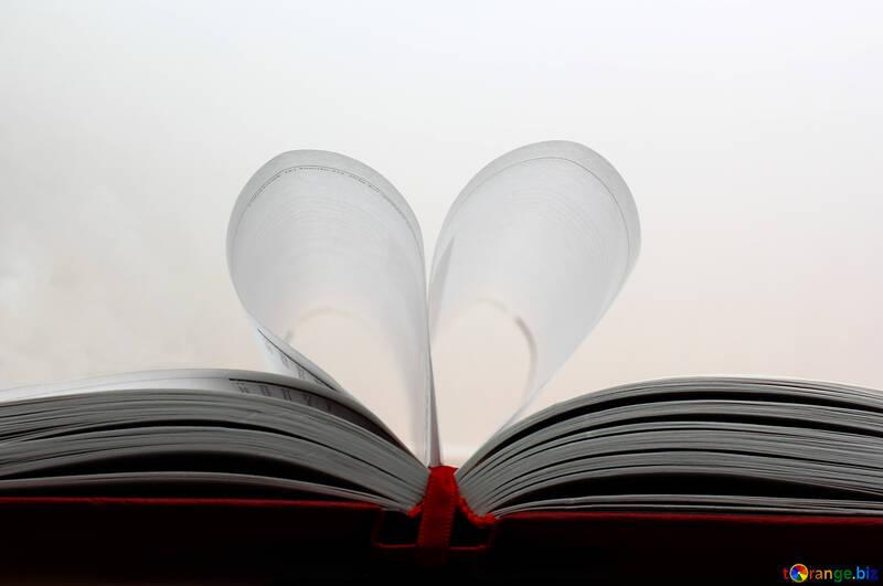 Heart of books №16081