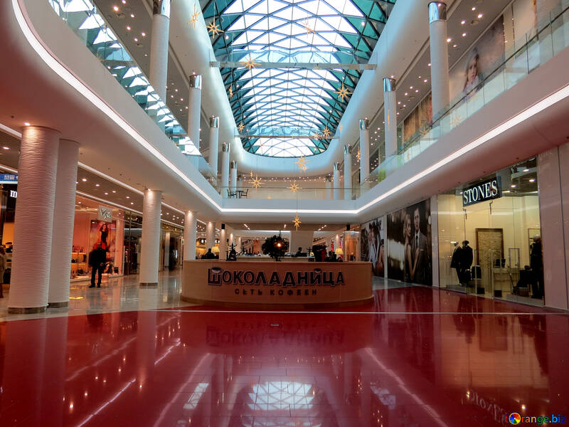 Hall shopping center №16207