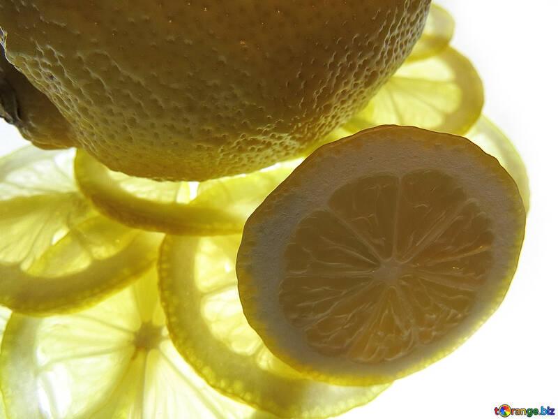 Juicy lemon №16135