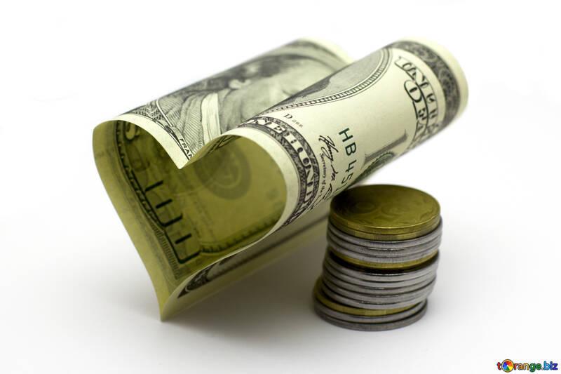 Heart of money №16733