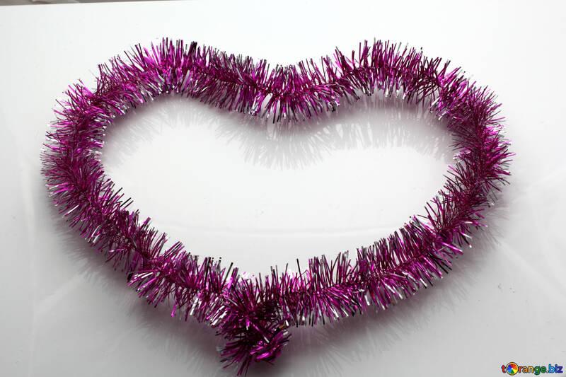 Christmas heart №16374