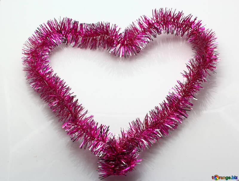 Heart of Christmas light №16376