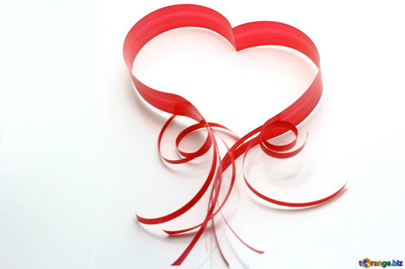Heart on Valentine`s Day №16346
