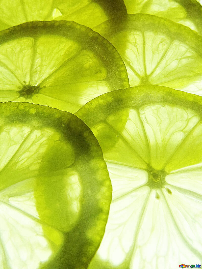 Lemon background №16140