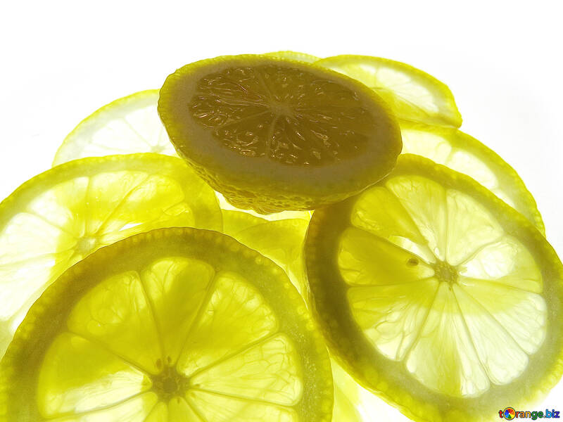 Lemon on the desktop №16146