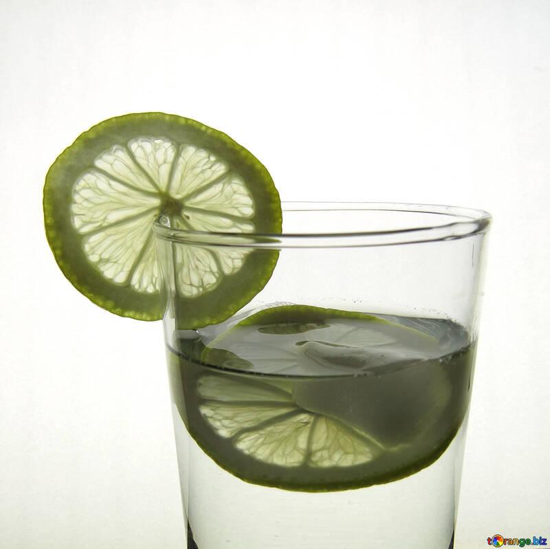 Lemon water №16126
