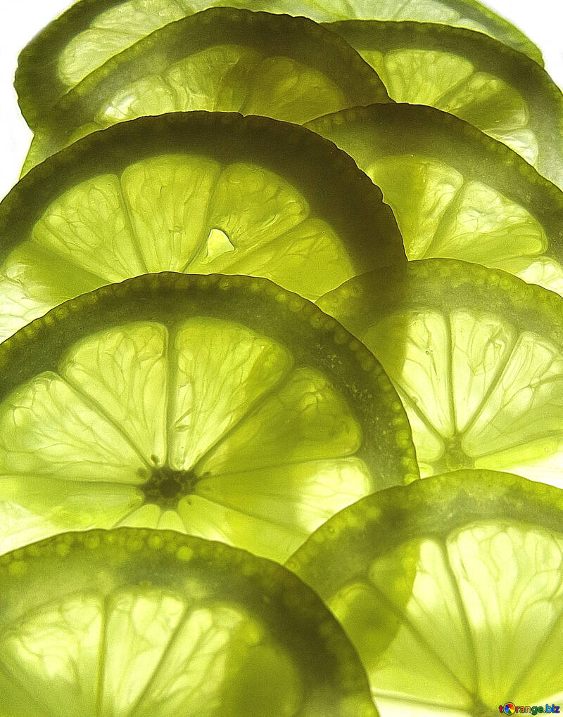 Lemon texture №16139