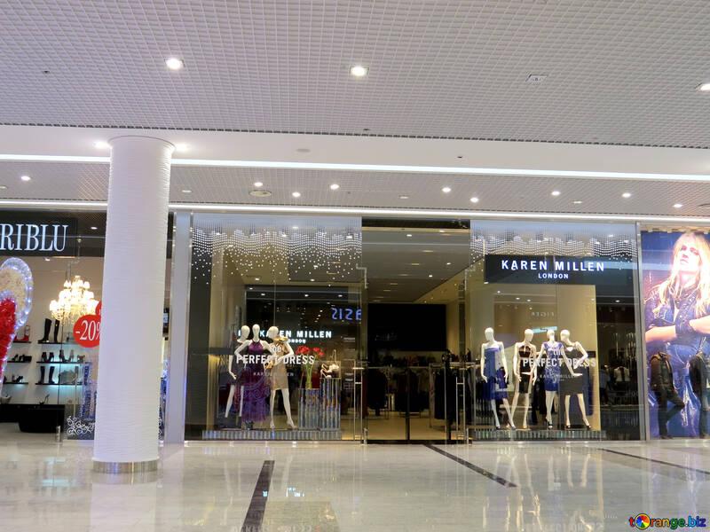 Fashion boutique №16237