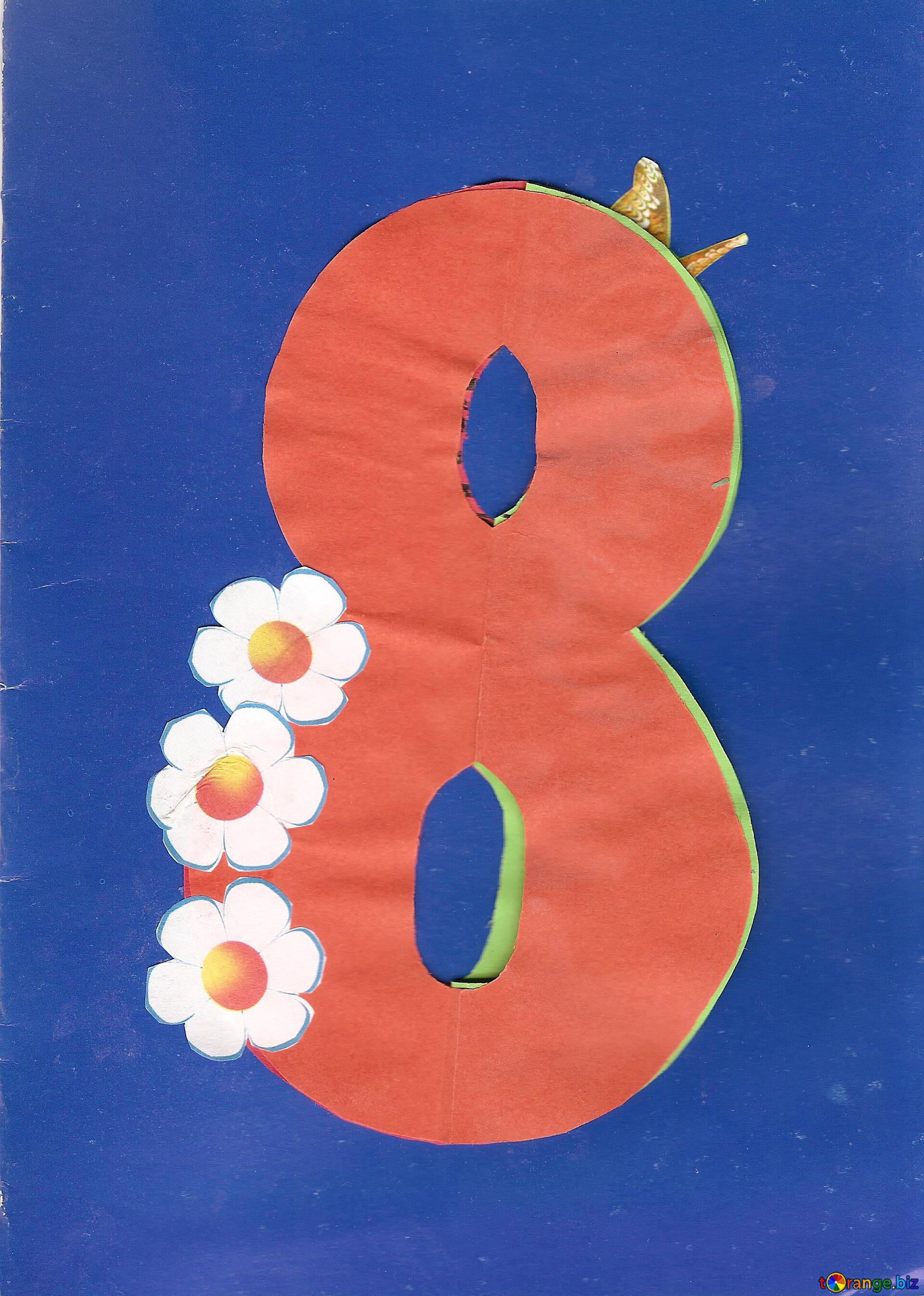 Открытки своими руками на 8 марта для детей 5-6 лет, сентября доу
