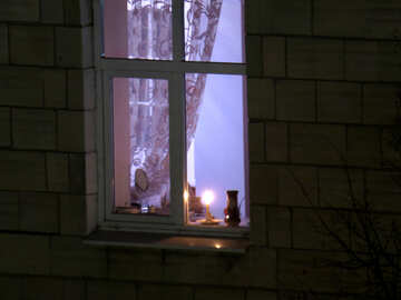 Candle in the Window №17423
