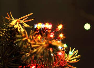 Рождественские огни №17925