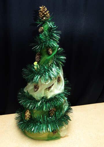 Самодельная новогодняя елка №17878