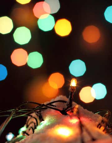 Christmas Garland №17957