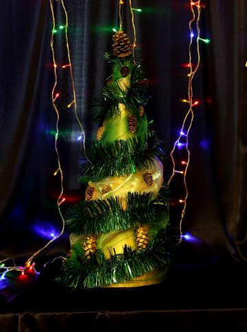 Новогодняя елка №17871