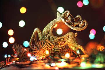 Christmas lights №17941