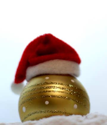Christmas ball №17915