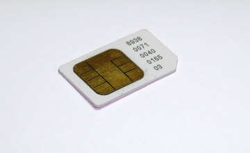 Sim Card №17385