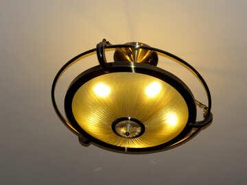 Beautiful chandelier №17711