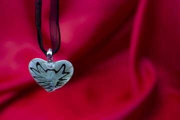 Glass Heart №17623