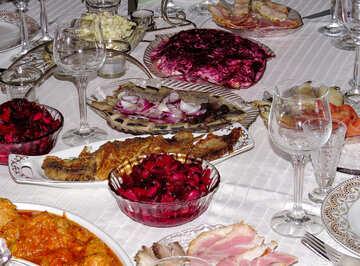 Holiday dinner №17806
