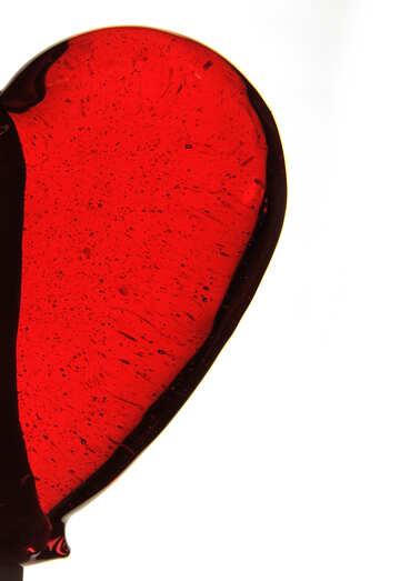 Sugar heart №17458